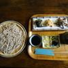 朝日鉱泉ナチュラリストの家 - 料理写真:絶品山菜・手打ちそば