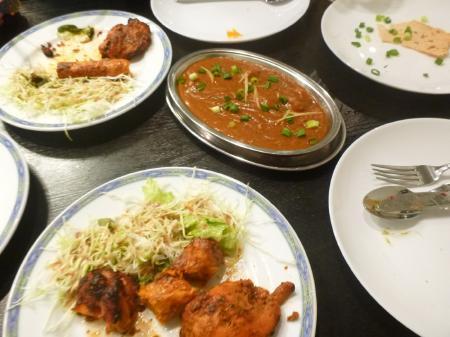 インド料理  ラプティ