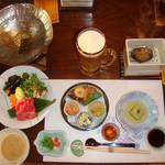 ホテル三楽荘 お食事処和久わく -