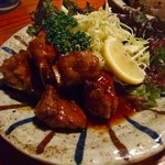 喜泉 - スペアリブ(タレ味)