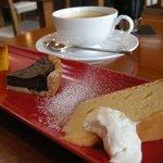 cafe-dining Kan-KURA - セットの「デザート盛り合わせ」