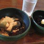 見須商店 - 料理写真:くろみつところてん