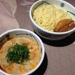 麺屋武蔵 - 冷やし胡麻ダレつけ麺