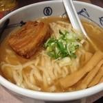 麺屋武蔵 - シンプルに武蔵ラーメン