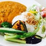 グリオ - 料理写真:ハワイアンなカレー