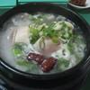 Hanbang Jeongtong Samgyetang - 料理写真: