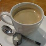 ボンジュール - ホットコーヒー