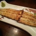 うなぎ 菊川 - 鰻白焼(竹)