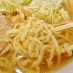 29894877 - 喜多方ラーメン太麺拡大