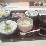 29895181 - お食事セット(2380円)