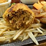 ぎゅう丸 - ハンバーグ