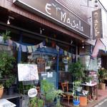 イーマサラ - 201408 お店の外観