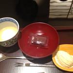 日本料理 太月 - 甘味