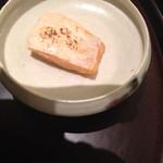 日本料理 太月 - 鮭       脂が乗っている腹身