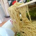 風風ラーメン - 麺リフト