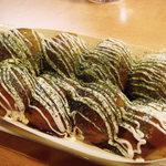 芋蛸 - エビマヨ焼き