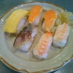 ヒコバンバン - 寿司