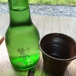 29901685 - 地元酒蔵の中村酒造の純米吟醸の生酒。