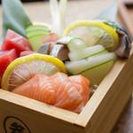 おべん - ◆沖縄の新鮮な食材を生かした刺し盛り◆