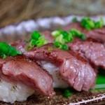 おべん - ◆沖縄のブランド牛の握り寿司◆
