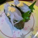 ぐるめ寿司 - 白魚