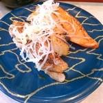 ぐるめ寿司 - 炙り3種盛り