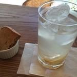キッチンハウスにちにち - 生姜とはちみつのジュース クッキーのおまけ付き