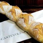 カンテボーレ - 料理写真:ちぎりバタール