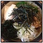 がんぎ - スタミナ五目そば570円。 麺がもちもちでお腹いっぱい大満足( •ॢ◡-ॢ)-♡