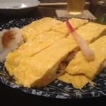 さヽ木 - 鰻巻き