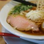 Japanese Soba Noodles 蔦 - ゴク馬チャーシュー