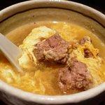 つくね - 肉団子スープ