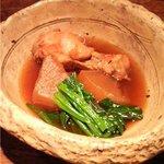 旬菜酒房 わらび - 煮物