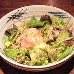 旬菜酒房 わらび - サラダ