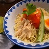GANCON NOODLE - 料理写真:フレッシュライムの冷やし中華