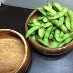 のぶしま - 枝豆