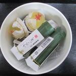 萬屋琳窕 - 料理写真:京のひんやり夏ギフト