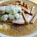 ライオン食堂 - 料理写真:中華そば650円