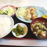 三龍亭 - 焼売定食