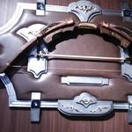ファイナルファンタジー エオルゼアカフェ - 20140816 中に飾ってある弓
