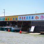 雪みるく - お店は久喜駅からバスで20分ほどのところにあります。