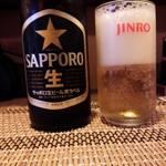 バンブー - ビール