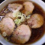 麺や 由布 - 醤油チャーシュ:850円