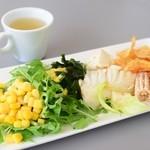 コマチカフェ屋 - 料理写真:サラダビュッフェ