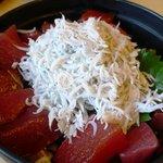 弥次喜多 - 料理写真:駿河丼
