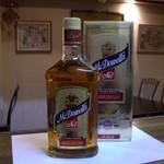 タージ ・ベンガル - インドウイスキー マクダウエルNo.1