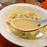 天天有 - 特選チャンポン(スープ)