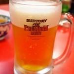 天天有 - 生ビール