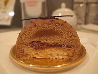 パティシェリア - 五個目:カフェ・プラリネ・ノワゼット③