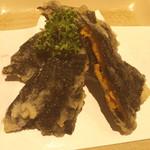 海鮮市場 - 雲丹の天ぷら